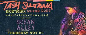 Tash Sultana Flow State World Tour