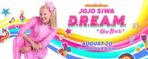 ANNOUNCEMENT: JoJo Siwa D.R.E.A.M. The Tour