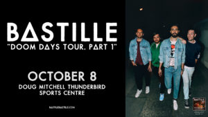 Bastille – Doom Days Tour Part 1
