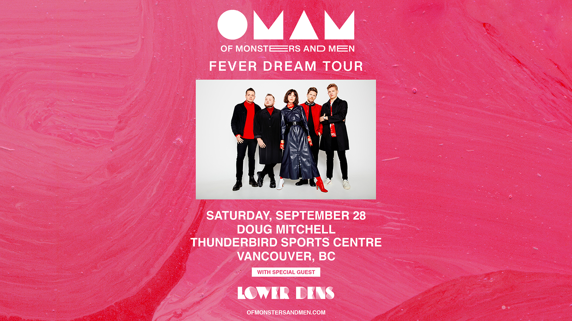 Of Monsters And Men Fever Dream Tour