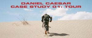 Daniel Caesar – Case Study 01: Tour