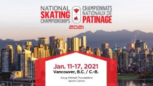 Vancouver to host 2021 Canadian Tire National Skating Championships