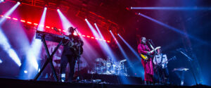 29 September 2019: Of Monsters and Men (Photo by Bob Frid)